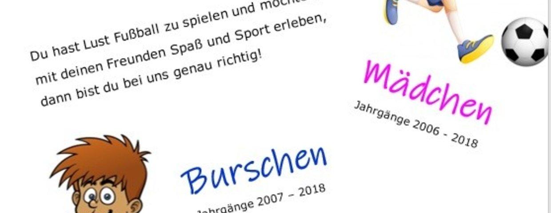 Fußballnachwuchs Wein4telWest FW4W