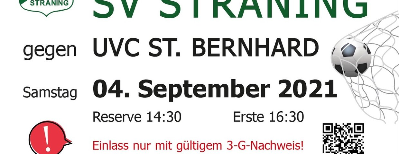Straning - St.Bernhard, 04.09.2021