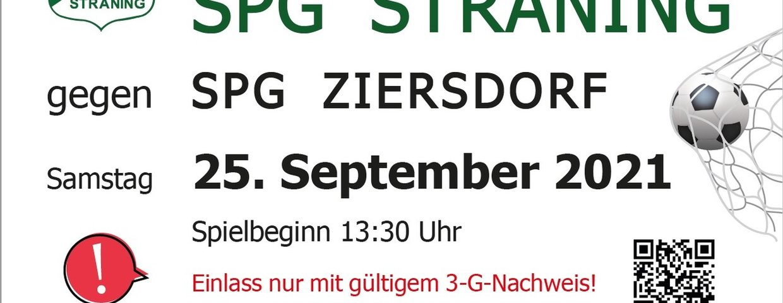 U10 SPG Straning - SPG Ziersdorf ABGESAGT