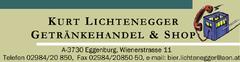 Lichtenegger Getränkehandel & Shop Eggenburg