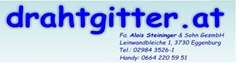 drahtgitter - Alois Steininger & Sohn GesmbH