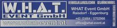 W.H.A.T. Event GmbH
